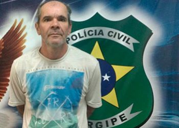 Condenado por roubo majorado é preso pela PC no Centro da cidade de Itabaiana