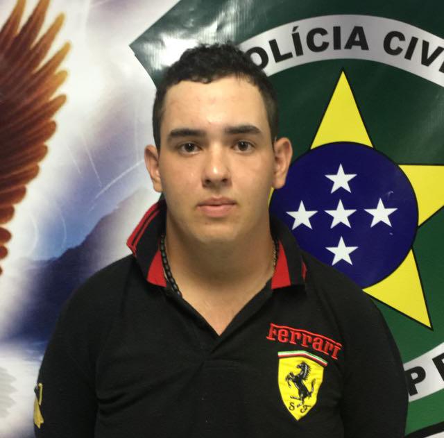 Mandado prisão Homicídio Qualificado Itabaiana Sergipe
