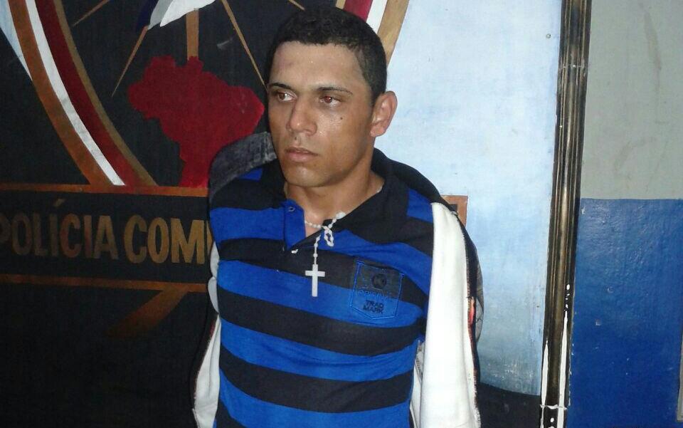 ex-presidiário Romário Souza Oliveira Itabaiana Sergipe