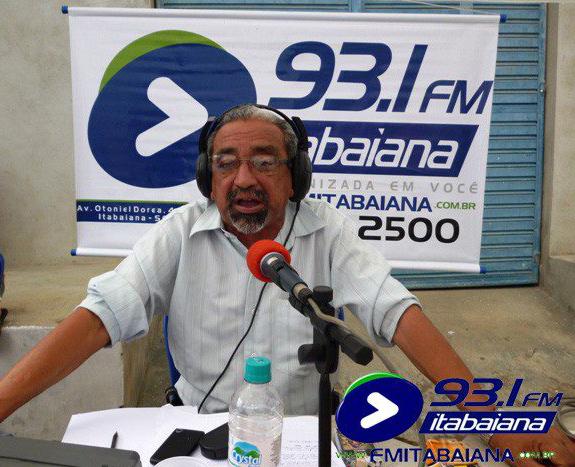 Rosalvo Soares FM Itabaiana Sergipe 93,1