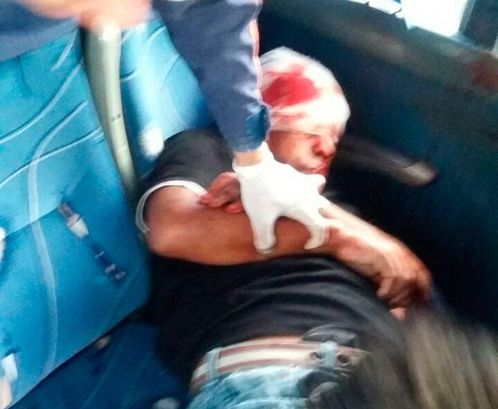 assalto micro-ônibus Passageiros Sergipe
