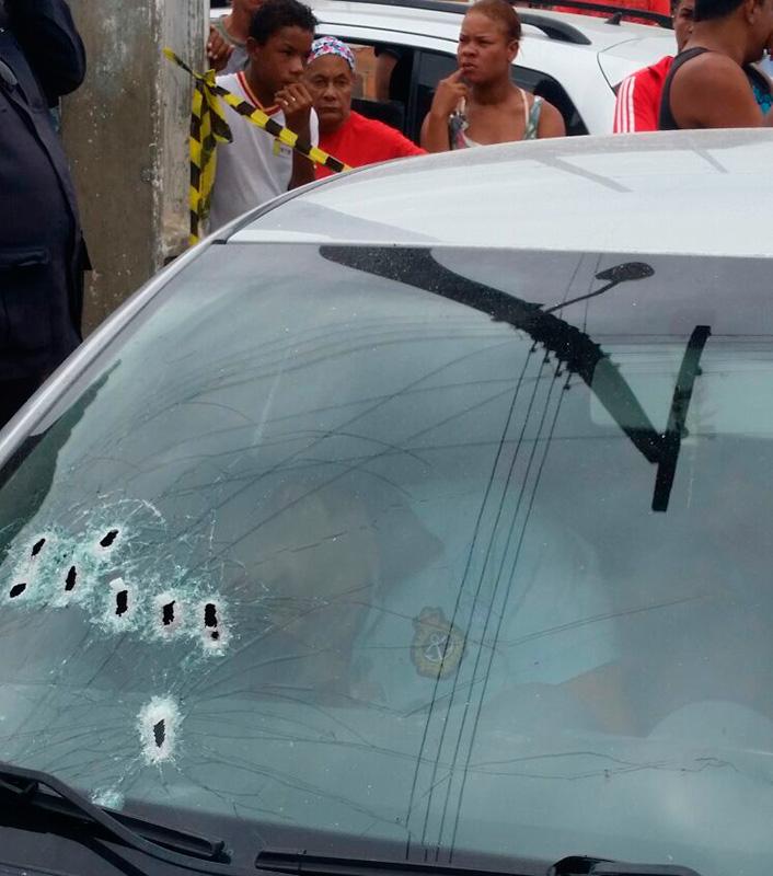 Sargento PM Sergipe Assassinado Cristinápolis