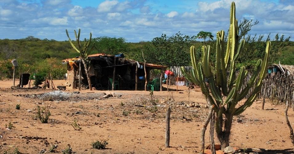seca Estado de Sergipe