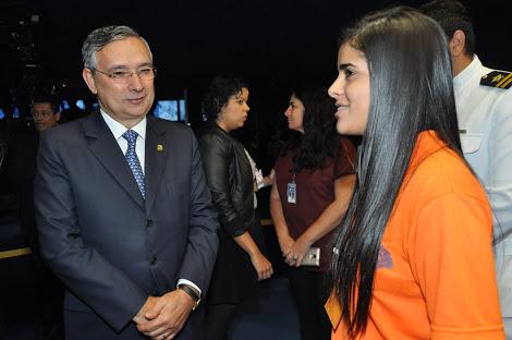 Senador Jovem Estudante Macambira Sergipe