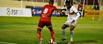 Sergipe vence com time misto e meio campista se destaca mais uma vez