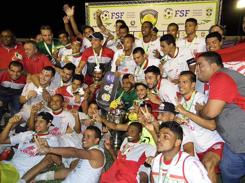 Sergipe Campeão 2016