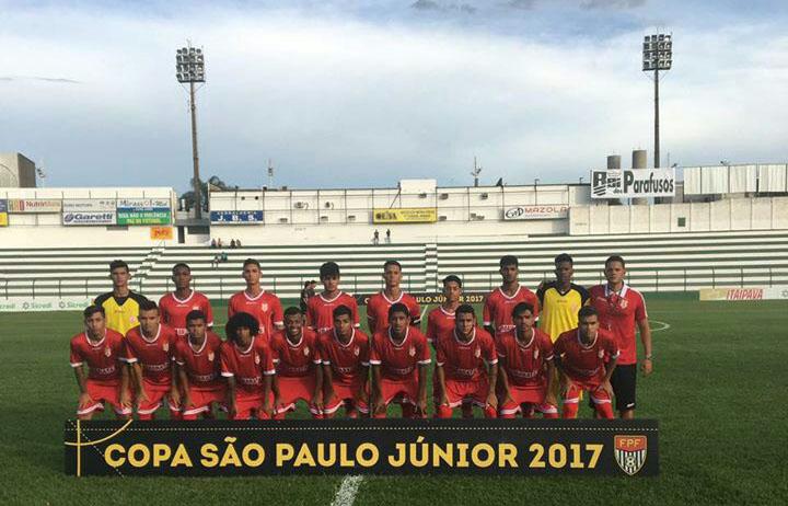 Club Sportivo Sergipe Copa São Paulo Junior 2017
