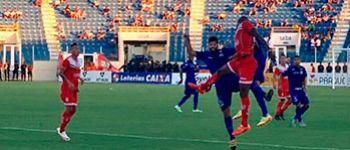Sergipe e Confian�a fazem cl�ssico de quatro gols na Arena Batist�o