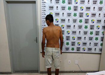Suspeito de estuprar criança de 10 anos é preso pela Polícia Civil de Frei Paulo