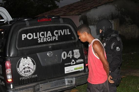 estupro coletivo São Cristóvão Sergipe