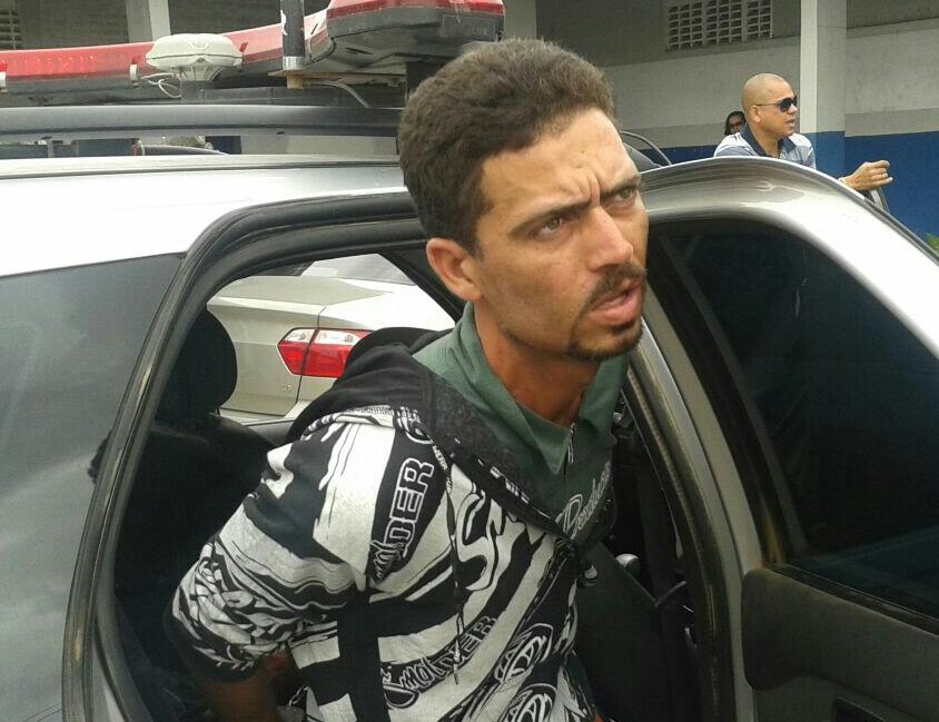 assalto taxi aracaju itabaiana
