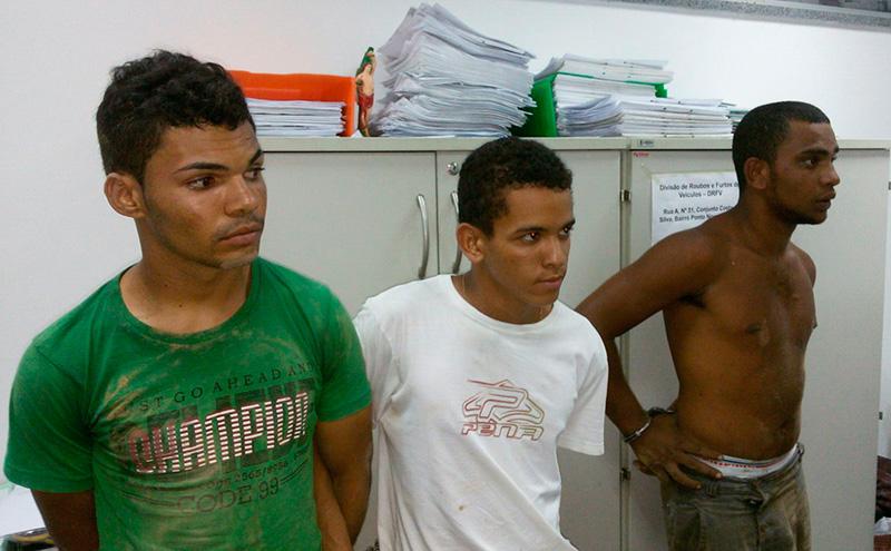 suspeitos matar sargento PM Sergipe