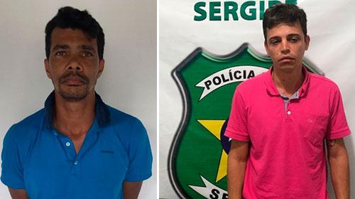 Fotos: Polícia Civil de Sergipe