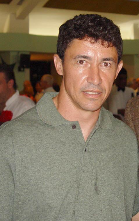 técnico Betinho Club Sportivo Sergipe