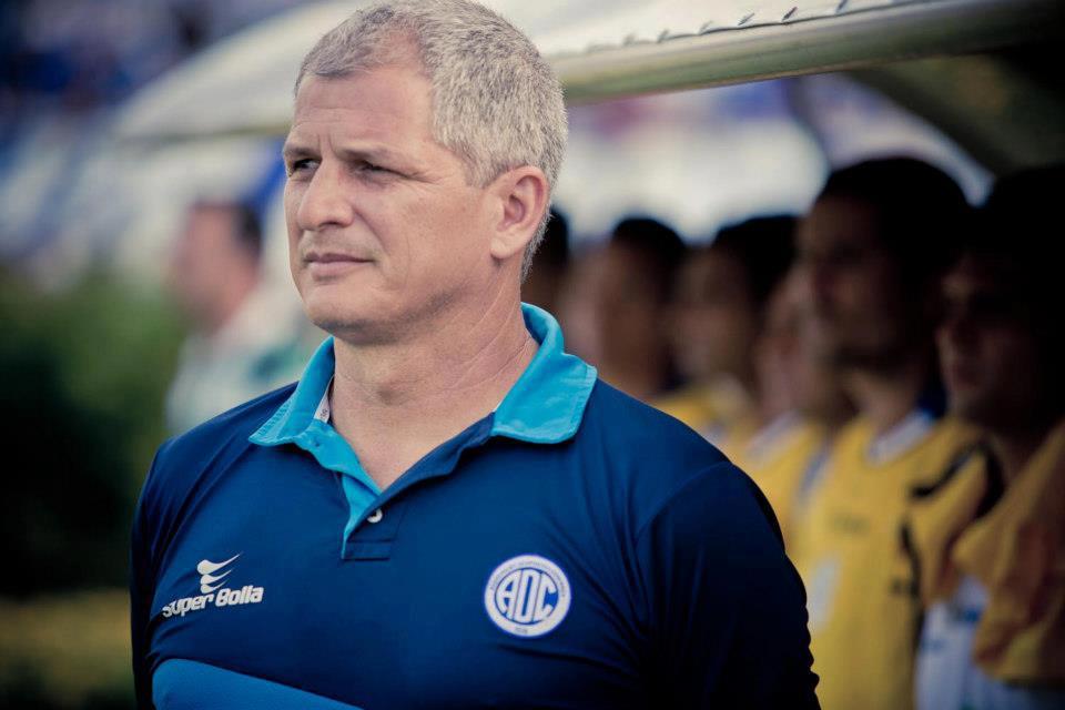 Técnico Fahel Júnior Confiança Sergipe