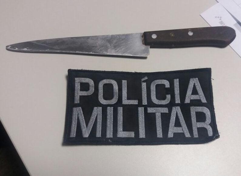tentativa morte faca Itabaiana Sergipe