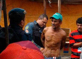 Homem � preso em flagrante por tentativa de homic�dio no mercado hortifrutigranjeiro