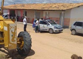 Desapropriação de terreno para construção de Quadra Poliesportiva vira caso de polícia em Moita Bonita