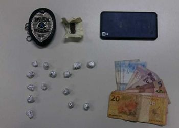 Suspeito por tráfico de drogas é preso em Itabaiana após denúncia