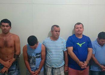 Associa��o criminosa que atuava no tr�fico de drogas em Aracaju, Lagarto e Itabaiana � presa pela PC