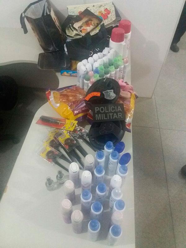 furto supermercado Itabaiana Sergipe