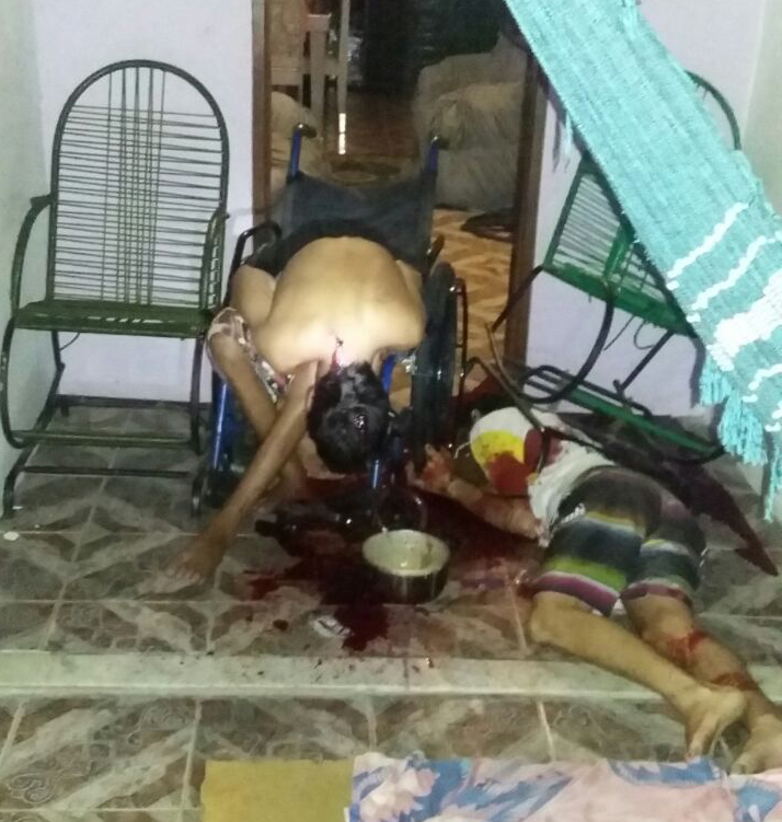 triplo assassinato Gararu Sergipe