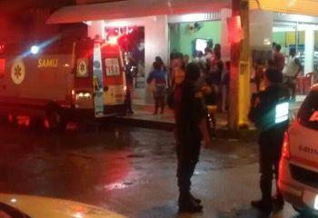 Universit�rio � assassinado em tentativa de assalto a estabelecimento comercial