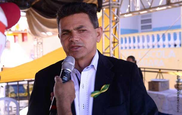 Prefeito Valmir de Francisquinho Itabaiana Sergipe