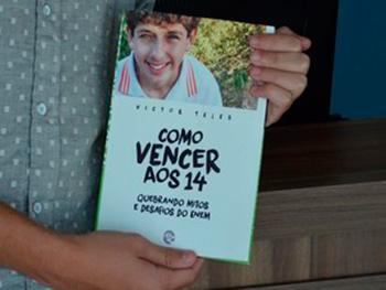 José Victor Lança Livro Enem