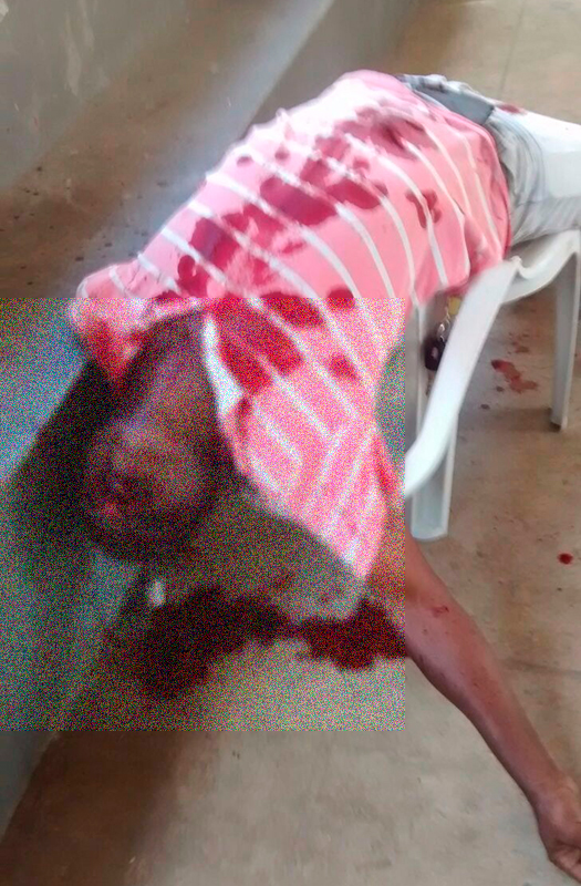assassinato vigilante escola Itaporanga D'ajuda Sergipe