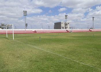 Departamento t�cnico da Federa��o Sergipana de Futebol realiza vistorias de est�dios no interior do Estado
