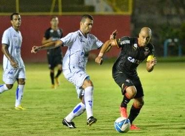 vitória confiança Copa do Nordeste