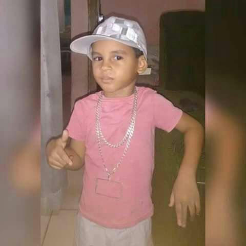 bala perdida criança Aracaju Sergipe