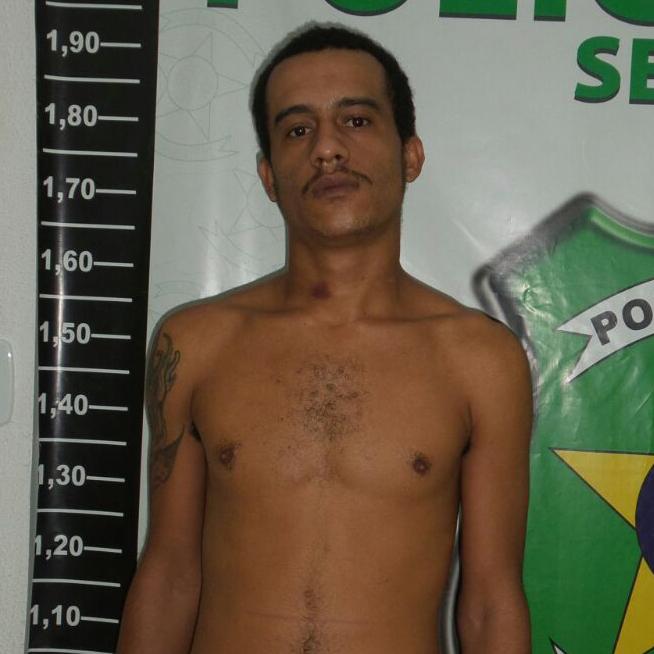 Fugitivo Presídio Nossa Senhora da Glória Sergipe