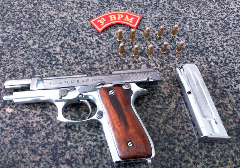 Pistola 765 Bar Itabaiana Sergipe