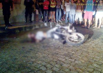 assassinato xexeuzinho Lagarto Sergipe